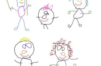 Construindo um grupo com a meninada